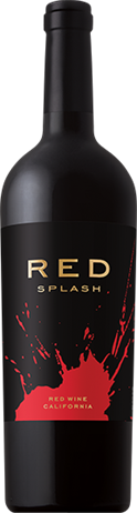 St Francis Red Splash